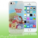 iPhone 5 / 5s Disney - Winnie the Pooh Happy Together Back Case (Limited Edition)