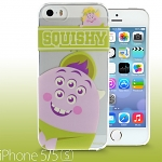 iPhone 5 / 5s Monster University - SQUISHY Transparent Case (Limited Edition)