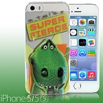 iPhone 5 / 5s Toy Story - Rex SUPERFIERCE Transparent Case (Limited Edition)