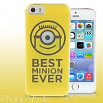 iPhone 5 / 5s Despicable Me - Carl Many Many Minions Back Case (Limited Edition)