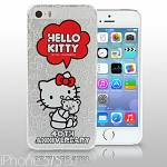 iPhone 5 / 5s Hello Kitty 40th Anniversary - Many Many Cuddle Bear Transparent Case (Limited Edition)