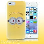 iPhone 5 / 5s Despicable Me - Dave BIG Face Back Case (Limited Edition)