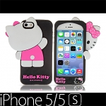 iPhone 5 / 5s Hello Kitty 3D Hide and Seek Soft Silicone Case (Limited Edition)
