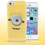 iPhone 5 / 5s Despicable Me - Carl BIG Face Back Case (Limited Edition)