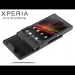 Sony Xperia Z Protective Case with Holster