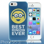 iPhone 5 / 5s Despicable Me - Tom Many Many Minions Back Case (Limited Edition)