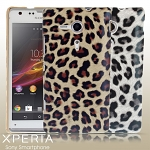 Sony Xperia SP Leopard Stripe Back Case