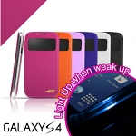 Samsung Galaxy S4 Flip Case with NFC Flash
