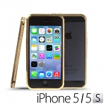 iPhone 5 / 5s / SE Bling-Bling Metallic Bumper