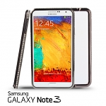 Samsung Galaxy Note 3 Bling-Bling Metallic Bumper