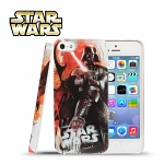 iPhone 5 / 5s Star Wars - Darth Vader Fight Battle Back Case (Limited Edition)