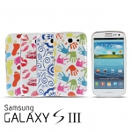 Samsung Galaxy S III Cameo Transparent Case
