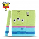 Samsung Galaxy Note 3 Toy Story - Alien Plush Folio Case (Limited Edition)