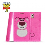 Samsung Galaxy Note 3 Toy Story - Lotso Plush Folio Case (Limited Edition)