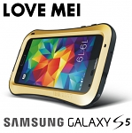 LOVE MEI Samsung Galaxy S5 Powerful Case