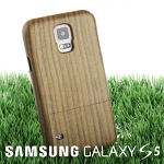 Samsung Galaxy S5 Woody Case
