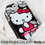 Samsung Galaxy Note 3 Hello Kitty Hard Back Case