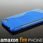 Amazon Fire Phone Wave Plastic Back Case