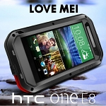 LOVE MEI HTC One (E8) Powerful Case