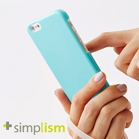 Simplism 0.7mm Ultra Thin Case Colorless Blender for iPhone 6