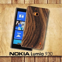 Nokia Lumia 930 Woody Patterned Back Case