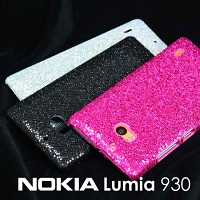 Nokia Lumia 930 Glitter Plactic Hard Case