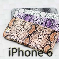 iPhone 6 / 6s Faux Snake Skin Back Case