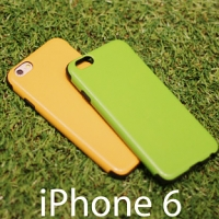 iPhone 6 / 6s Leather Soft Case
