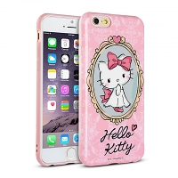 iPhone 6 Hello Kitty Soft Case (SAN-363C)