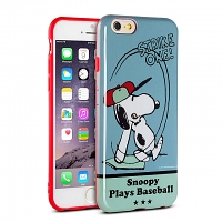 iPhone 6 / 6s Peanuts Snoopy Soft Case (SNG-87C)