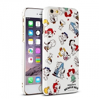 iPhone 6 Peanuts Snoopy Hard Case (SNG-88A)