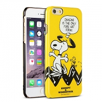 iPhone 6 Peanuts Snoopy Hard Case (SNG-89A)