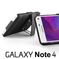Samsung Galaxy Note 4 Protective Case with Holster
