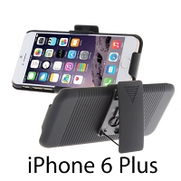 iPhone 6 Plus Protective Case with Holster