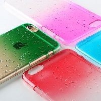 iPhone 6 Water Drop Back Case