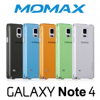 Momax Ultra Thin Case - Clear Breeze for Samsung Galaxy Note 4