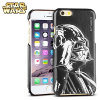iPhone 6 Star Wars - Darth Vader Leather Back Case