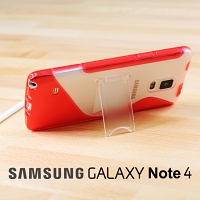 Samsung Galaxy Note 4 Waved Stand