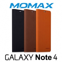 Momax Samsung Galaxy Note 4 Flip Diary Case