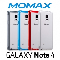 Momax Samsung Galaxy Note 4 Hard-and-Soft Protective Transparent Case