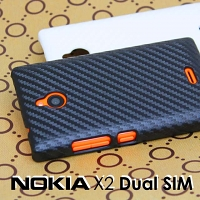 Nokia X2 Dual SIM Twilled Back Case