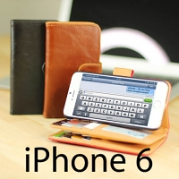 iPhone 6 / 6s Diary Flip Wallet Case