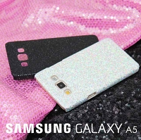 Samsung Galaxy A5 Glitter Plactic Hard Case