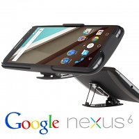 Google Nexus 6 Protective Case with Holster