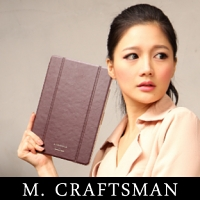M.Craftsman - Day Tripper Light for iPad Air 2