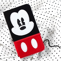 iPhone 6 Disney - Mickey Mouse Plush Folio Case