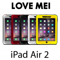 LOVE MEI iPad Air 2 Powerful Bumper Case