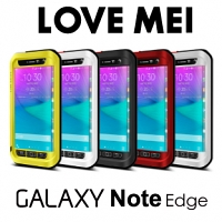 LOVE MEI Samsung Galaxy Note Edge Powerful Bumper Case