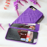 iPhone 6 Mirror Card Holder Back Case