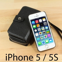 iPhone 5/5s Wallet Bag Case
